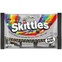 Zombie SKITTLES FUN SIZE, Candy Bag | 10.72 Oz.