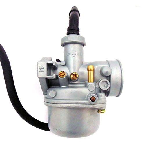 KEIHIN Carburetor 18mm PB18 (RH) Hand Choke ATV Go Kart Dirt Bike 50cc,  70cc, 90cc, 100cc, 110cc, 125cc