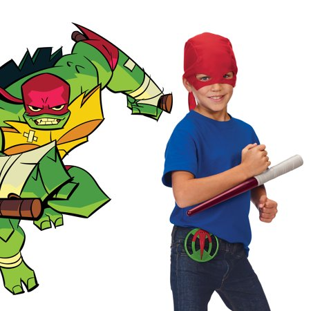 The Teenage Mutant Ninja Turtles (Rise of the Teenage Mutant Ninja Turtles Raphael's Tonfa Role)