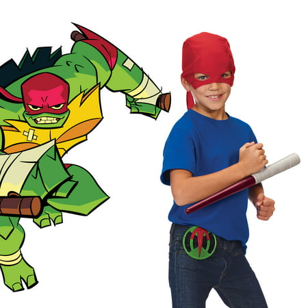 Rise of the Teenage Mutant Ninja Turtles Raphael's Tonfa Role (Teenage Mutant Ninja Turtles Raphael Love Story)