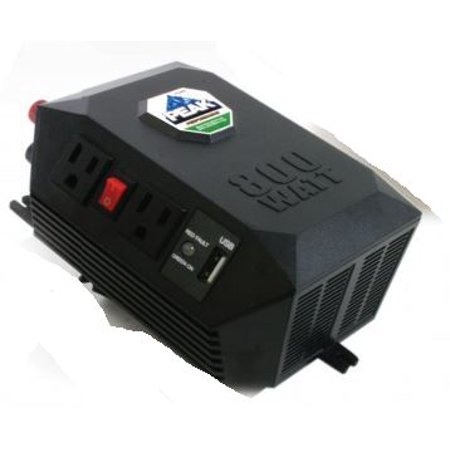 Herculiner PKC0M08 Mobile Power Outlet Power Inverter - image 1 of 1