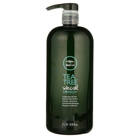 Paul Mitchel Tea Tree Shampoo, Hair Refreshing, Australian Oil and Peppermint, 33.8 fl oz