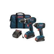 Cordless Combination Kit, Bosch, CLPK232-181