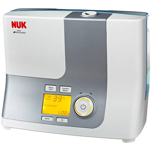 NUK with Bionaire Ultrasonic Warm & Cool Mist Humidifier