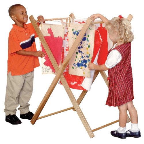 Wood Designs Paint Drying Rack