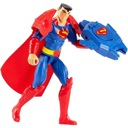 Justice League Action Armor Blast Superman Figure