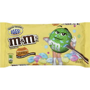 M&M's Easter Peanut Butter Speck-Tacular Eggs Chocolate Candies, 9.9 oz