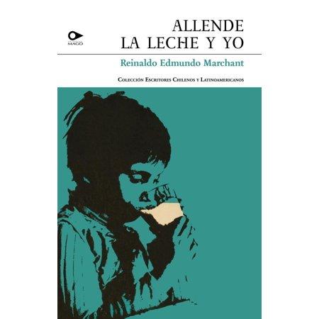 Allende, la leche y yo - eBook