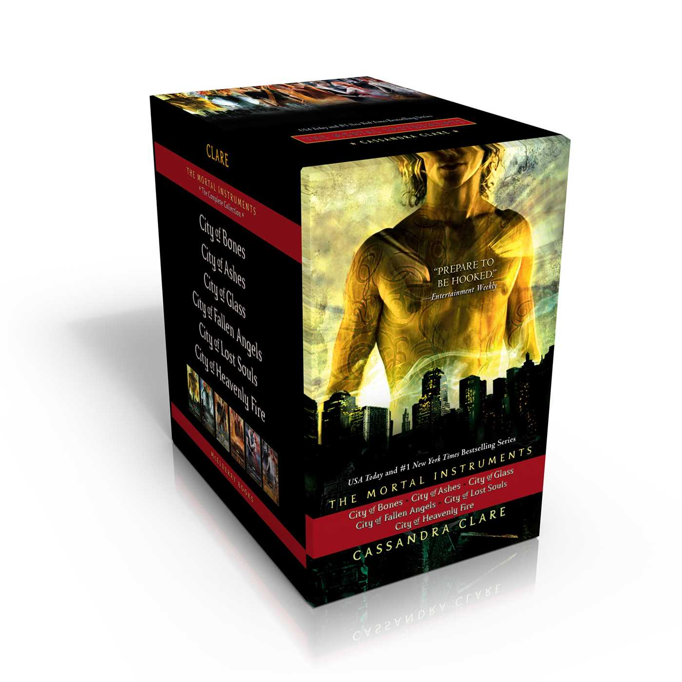 Mortal Instruments: The Mortal Instruments, the Complete Collection (Hardcover)