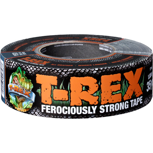"T-Rex Tape, 1.88"" x 35 yds, Grey"