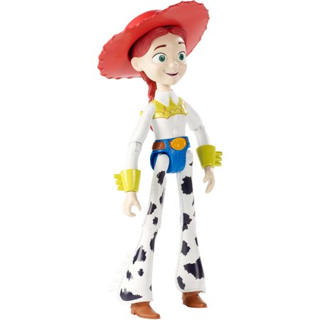 Disney/Pixar Toy Story Figure, 7-inch Posable Jessie the Cowgirl for $<!---->