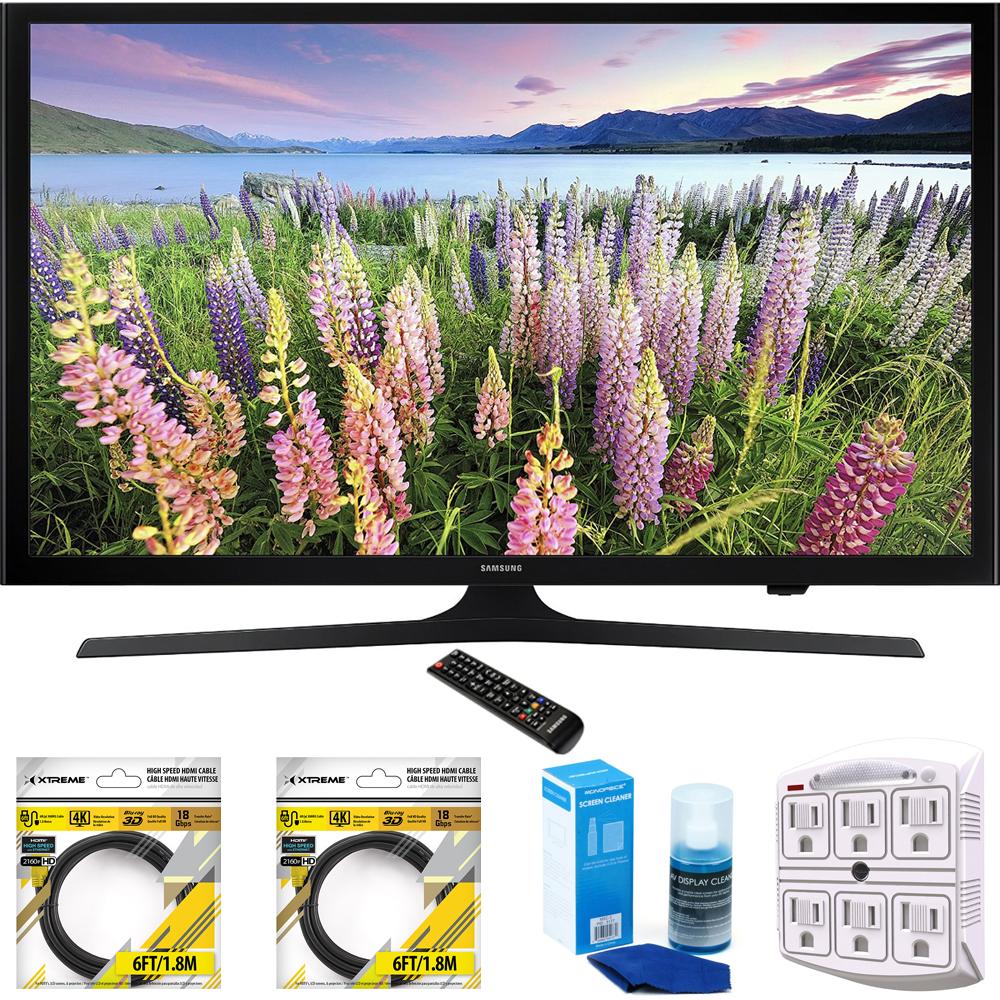 Samsung 50-Inch Full HD 1080p LED HDTV 2015 Model (UN50J5...