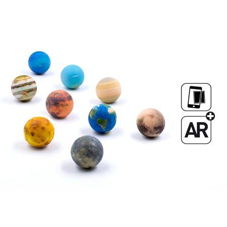 Solar System Mini Set - Augmented Reality AR Solar System
