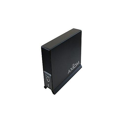 "Axiom External Hard Drive Kit - Hard drive - 4 TB - external ( desktop ) - 3.5"" - USB 3.0 - 7200 rpm"