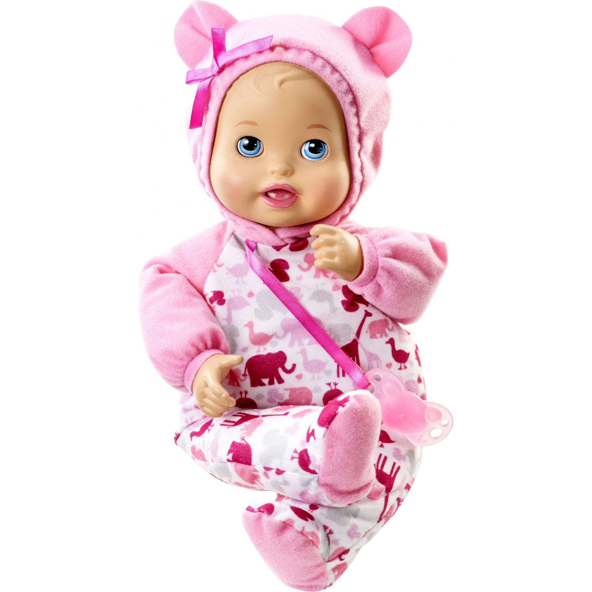 Little Mommy Bedtime Baby Doll