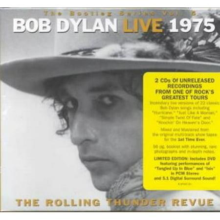 Bottleg Series, Vol. 5: Bob Dylan Live 1975 - The Rolling Thunder Revue (CD)