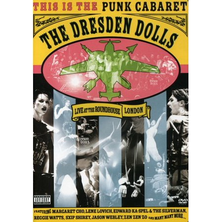 The Dresden Dolls: Live at the Roundhouse, London
