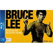 Bruce Lee Collection (4 Blu-Ray) (Blu-ray) by