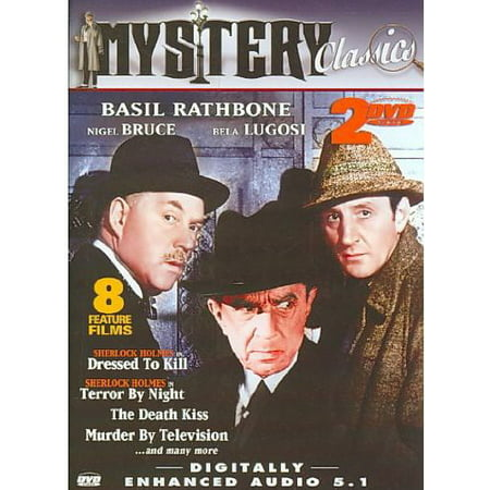 Mystery Classics Volume 3 (DVD)