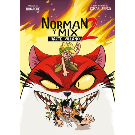 Norman y Mix 2: Hazte villano / Norman and Mix 2: Become a Villain - Villains Halloween Party Mix