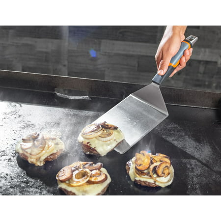 Blackstone Signature Hamburger Spatula, Made From Durable Stainless Steel