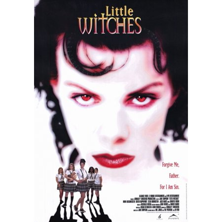 - Little Witches Movie Poster (11 x 17)