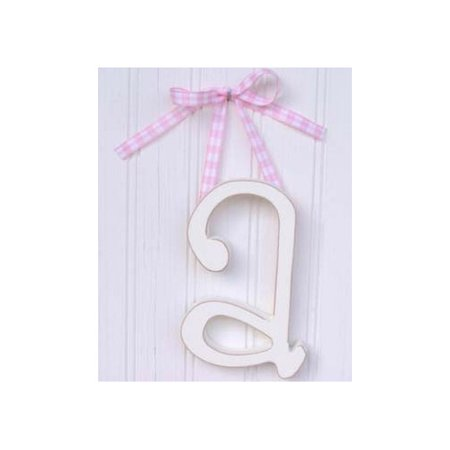 New Arrivals Hand Painted Letter Hanging Initials