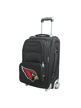 "Arizona Cardinals 21"" Rolling Carry-On Suitcase - No Size"