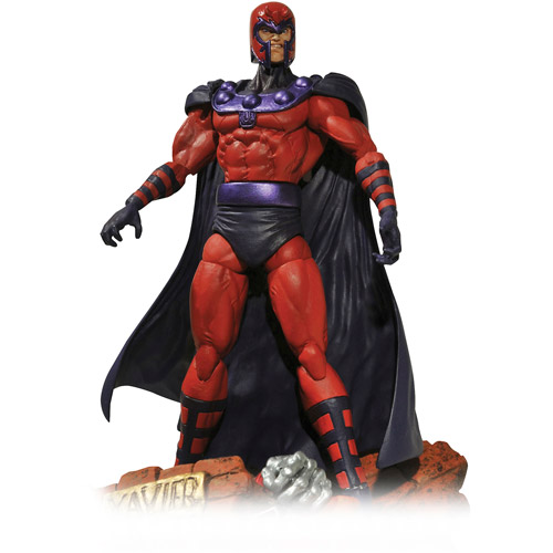 Diamond Select Toys: Marvel Select - Magneto Action Figure