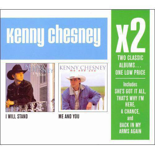 X2: I Will Stand/Me And You (2CD)