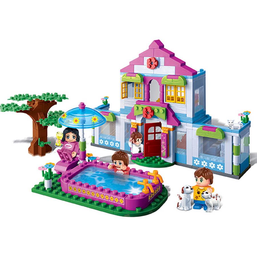 BanBao Dream House Playset