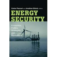 Energy Security: Economics, Politics, Strategies, and Implications (Paperback)