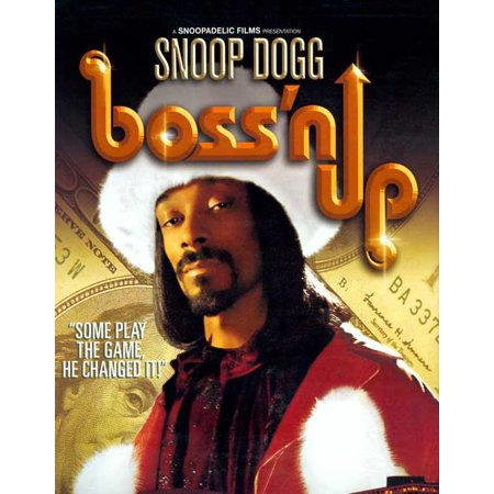 Boss'n Up POSTER Movie Mini Promo - Up Movie Decorations