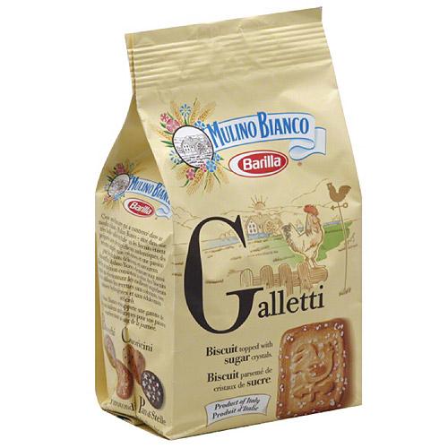 Mulino Bianco Galletti, 5.29 oz, (Pack of 10)