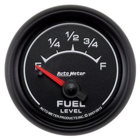 AutoMeter 5913 ES Electric Fuel Level - Autometer 2 Fuel Press