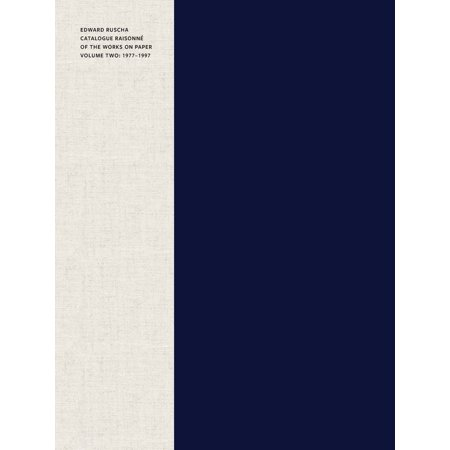 Discount Catalogues (Edward Ruscha : Catalogue Raisonné of the Works on Paper, Volume Two:)