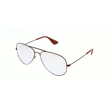 Ray Ban Bordeaux Aviator Sunglasses