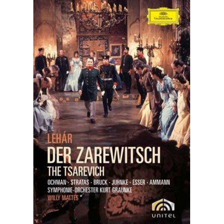 Ochman / Statas / Mattes: Lehar Der Zarewitsch (DVD) (L'halloween Matt)