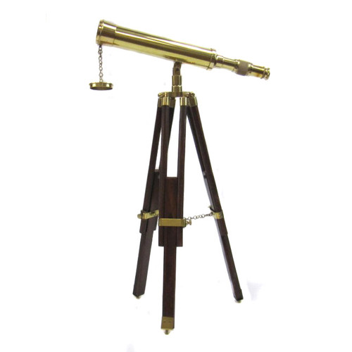 EC World Imports Replica Decorative Telescope by ecWorld