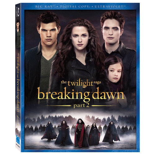 The Twilight Saga: Breaking Dawn - Part Two (Blu-ray   UltraViolet) (With INSTAWATCH) (With INSTAWATCH) (Widescreen)