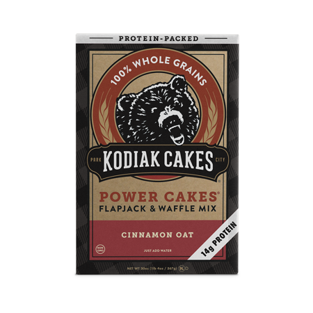 Origo Mix (Kodiak Cakes Power Cakes Cinnamon Oat Pancake and Waffle Mix 20)