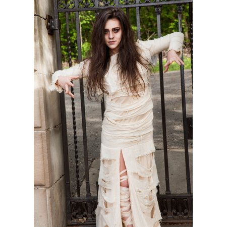 Women's Full Length Mummy Costume for $<!---->