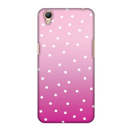 Oppo A37 Case, Premium Handcrafted Printed Designer Hard ShockProof Case Back Cover with Screen Cleaning Kit for Oppo A37 - Pink Bits - Walmart.com
