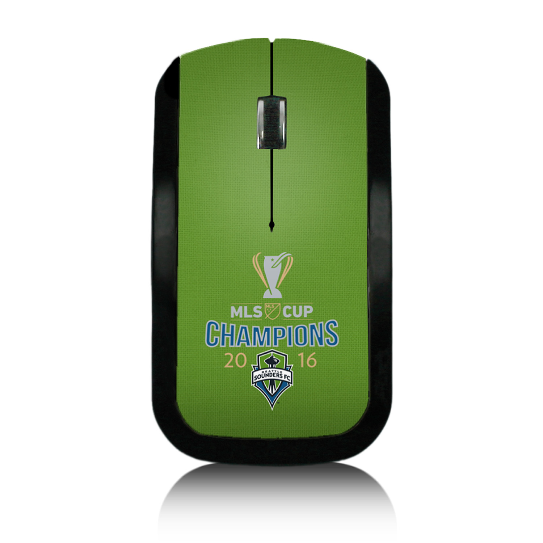 Seattle Sounders Wireless USB Mouse MLS
