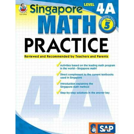 Singapore Math Practice