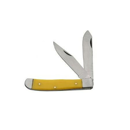 Szco Supplies Sunshine Copperhead Small Trapper Folding (Copperhead Folding Knife)