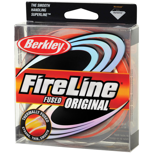 Berkley Fireline Fused Original Fishing Line, 300 yd Filler Spool by Berkley