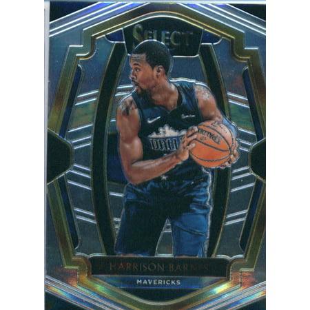 2018-19 Panini Select #183 Harrison Barnes Dallas Mavericks Basketball Card