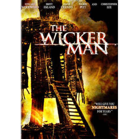The Wicker Man (DVD) ()