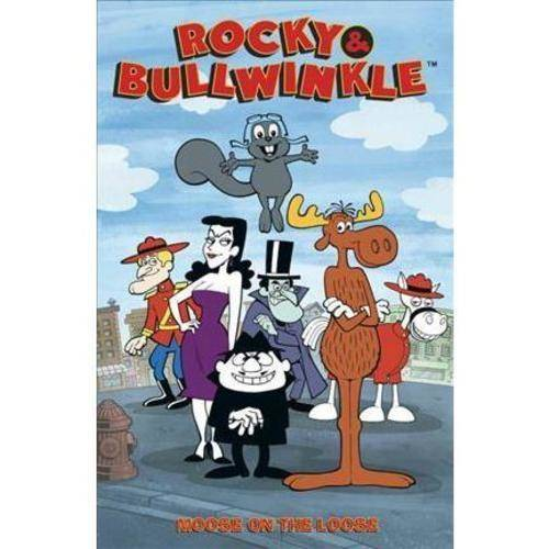 Rocky & Bullwinkle: Moose on the Loose